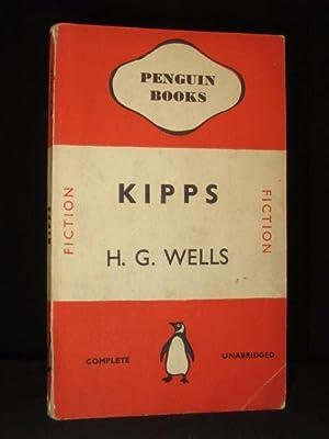 Kipps (Penguin Book No. 335): H.G. Wells