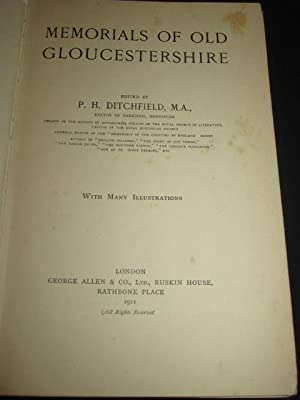 Memorials of Old Gloucestershire: P.H. Ditchfield