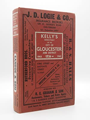 Kelly's Directory of the City of Gloucester and District 1963