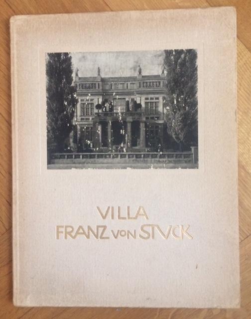 Zeitschrift Dekoration villa franz stuck münchen sonder druck der innen dekoration