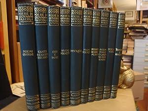 Myricae (diciannovesima edizione), Primi Poemetti (nona edizione: PASCOLI Giovanni