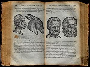 DE HUMANA PHYSIOGNOMONIA. Ioannis Baptistae Portae Neapolitani,: DELLA PORTA Giovan