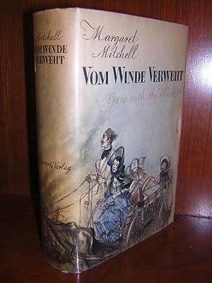 Vom Winde Verwhet (Gone With the Wind): Mitchell, Margaret
