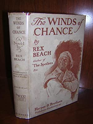 The Winds of Chance (Dust Jacket): Beach, Rex