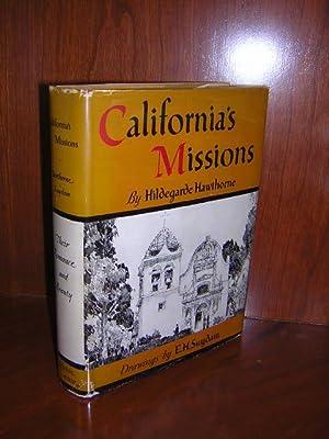 California Missions: Hawthorne, Hildegarde