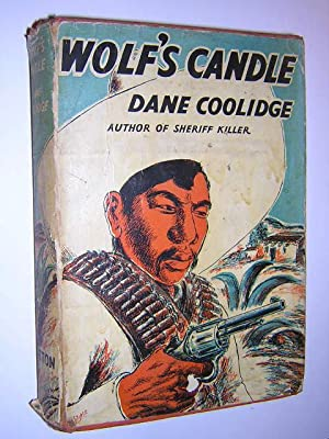 Wolf's Candle (Dust Jacket): Coolidge, Dane
