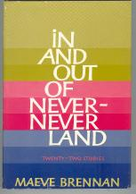 In and Out of Never-Never Land: Twenty-Two: Brennan, Maeve