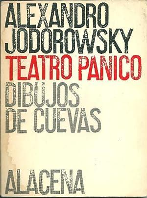 Teatro pánico: Jodorowsky, Alexandro