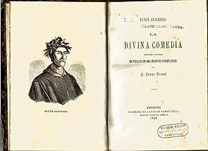 La divina comedia: Dante Alighieri