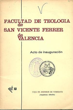 Facultad de Teología de San Vicente Ferrer