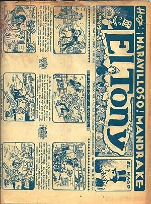 El Tony, Año VII, núm. 355 (20 de julio de 1935)