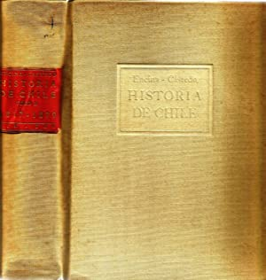 Resumen de la Historia de Chile, Tomo: Encina, Francisco A
