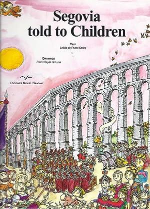 Segovia told to Children: De Frutos Sastre,