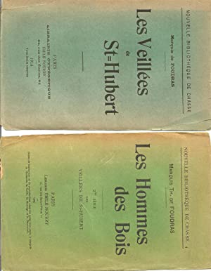 Les Veillées de St. Hubert, précedé d: Foudras (Marquis Th.