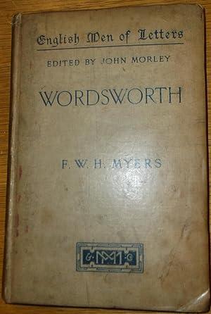 Wordsworth: F.W.H Myers
