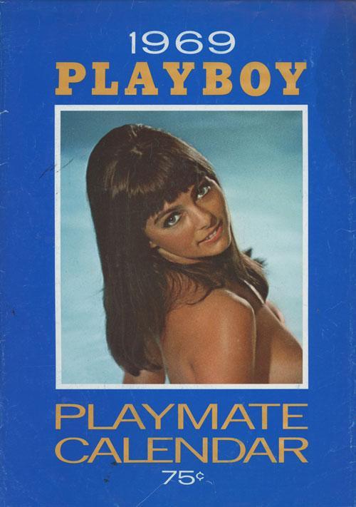 1969 Playboy Playmate Calendar: Playboy Magazine