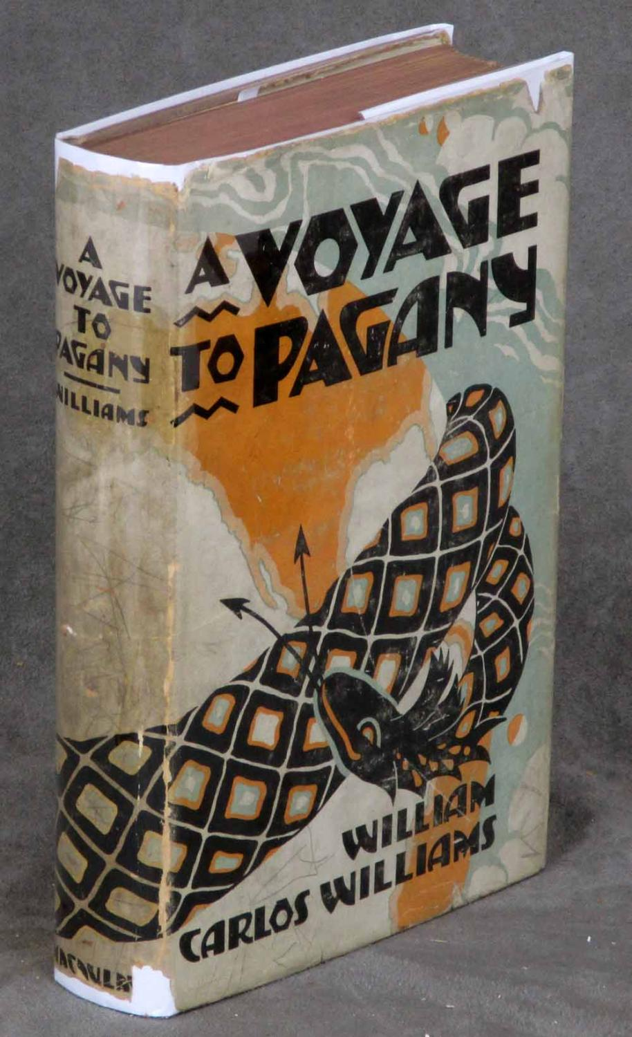 A Voyage to Pagany Williams, William Carlos