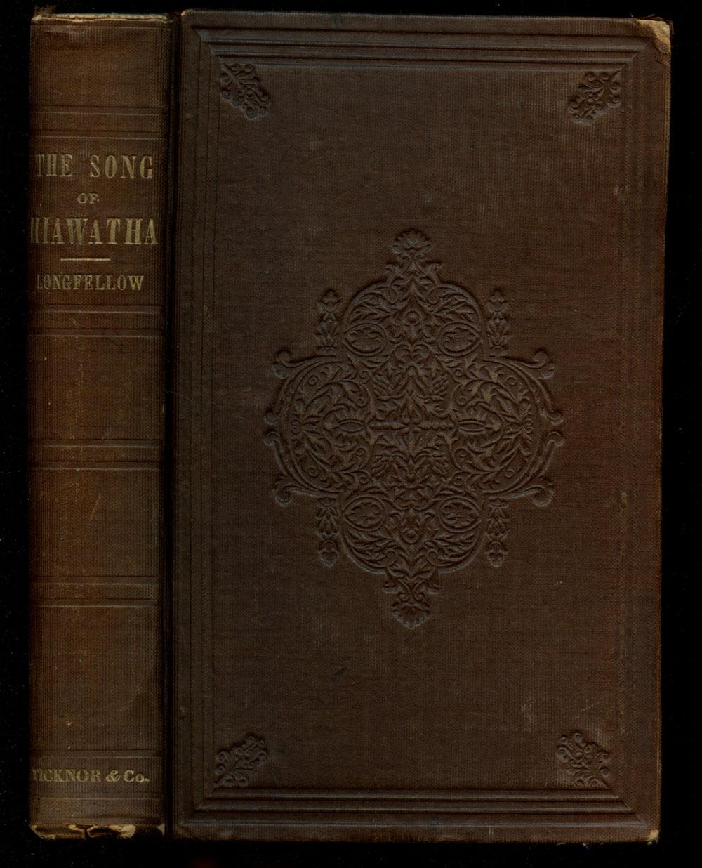 The Song of Hiawatha Longfellow, Henry Wadsworth
