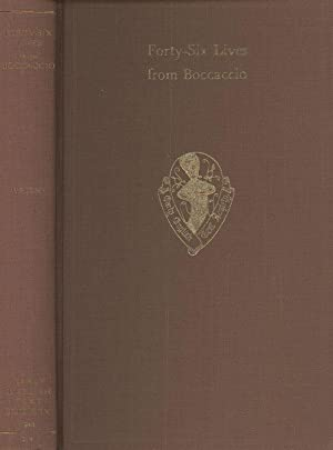 Forty-Six Lives; Translated from Boccaccio's De Claris Mulieribus by Henry Parker, Lord Morley...