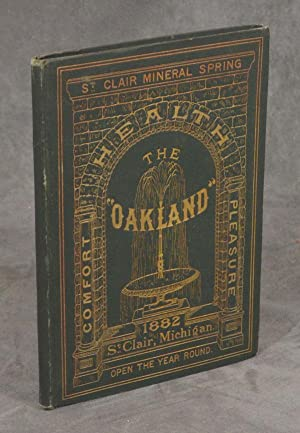 Illustrated Circular of The Oakland, open the: William S. Hopkins;