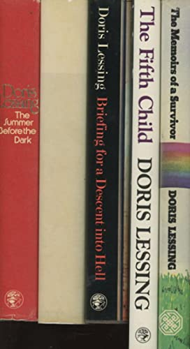 Collection of 5 novels by Doris Lessing,: Lessing, Doris