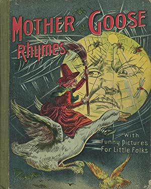 Mother Goose Rhymes With Funny Pictures for: Grand Union Tea