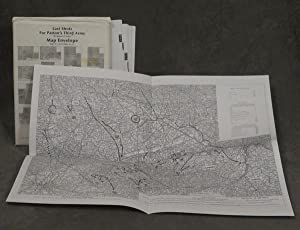 Last Shots for Patton's Third Army (with Map Envelope): Fuller, Robert Paul
