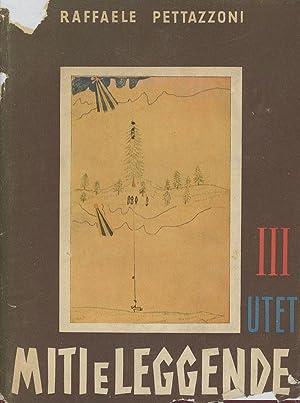 Miti E Leggende, III, America Settentrionale: Pettazzoni, Raffaele