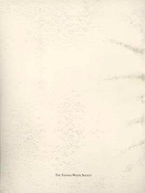 The Look Homeward, Angel Portfolio of Letterio Calapai: Calapai, Letterio; Strange, David and Alice...