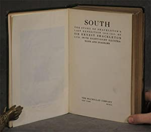 South: The Story of Shackleton's Last Expedition 1914-1917: Shackleton, Ernest