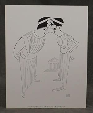 Hirschfeld Folio 1964 -- 10 plates in folder: Hirschfeld, Albert