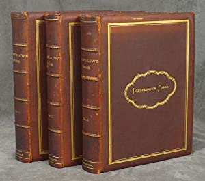 Longfellow's Poems; The Poetical Works of Henry: Longfellow, Henry Wadsworth;