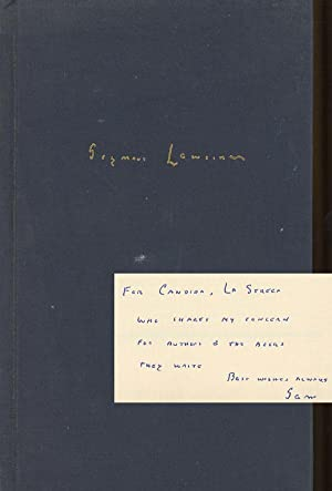 Seymour Lawrence, Publisher; 25th Anniversary 1965-1990; An Independent Imprint Dedicated to ...