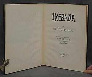 Ikebana: Teshigahara, Sofu; Domon, Ken (photog.); Mizusawa, Sumio (essay)