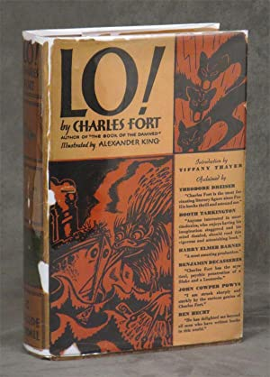 Lo!: Fort, Charles; Thayer,