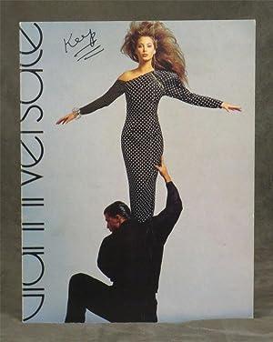 Gianni Versace: Collezione Donna Primavera-Estate 1987--N. 12: Versace, Gianni; Photography