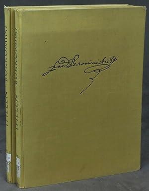 Francesco Borromini, Die Handzeichnungen, I. Abteilung, 2 vols.: Volume 1--Textband & Volume 2-...