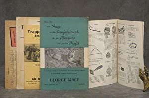 Group of 1950's Trapper Catalogs - S. Stanley Hawbaker & Sons Catalog of Trappers' ...