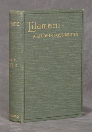 Lilamani, A Study in Possibilities: Diver, Maud