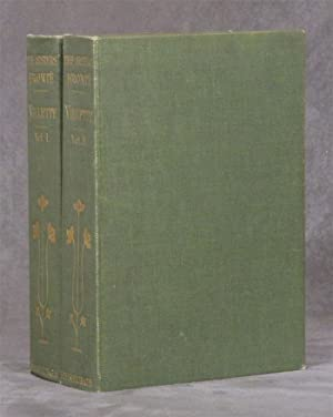 Villette, 2 vols.; Thornton Edition; Novels of the Sisters Bronte: Bronte, Charlotte; Charlotte ...