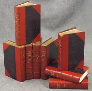 Theatre de P. Corneille, Text de 1682, Avec Notice et Notes par Alphonse Pauly, 8 volumes, 1881: ...