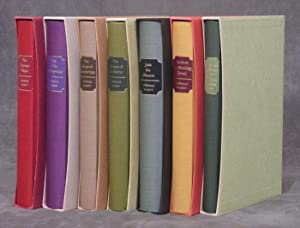 The Novels and Stories of Thomas Hardy, Folio Society, 8 vols.--Under the Greenwood Tree, Far from ...
