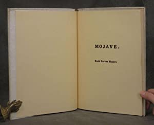 Mojave: Sherry, Ruth Forbes