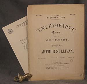 "Sweethearts,"" Song, Words by W.S. Gilbert, Music: Gilbert, W.S. and"