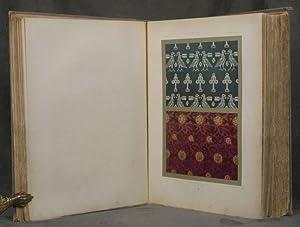 La Decoration Polychrome d'apres Les Etoffes Anciennes: Cent Planches en Couleurs or et Argent...