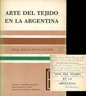 Arte del Tejido en la Argentina: Palavecino, Maria Delia Millan de