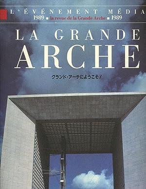 La grande Arche; La Revue de la: Riquier, Jacques; Lucien