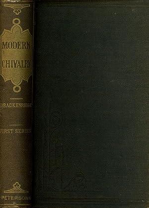 Modern Chivalry; Adventures of Captain Farrago &: Brackenridge, H. H.