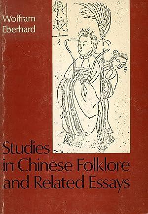 Wiki: Chinese folklore - upcScavenger