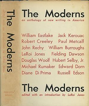 The Moderns: An Anthology of New Writing: Jones, LeRoi (ed.);
